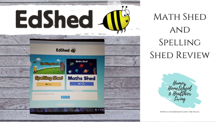Math Shed Spelling Shed Review