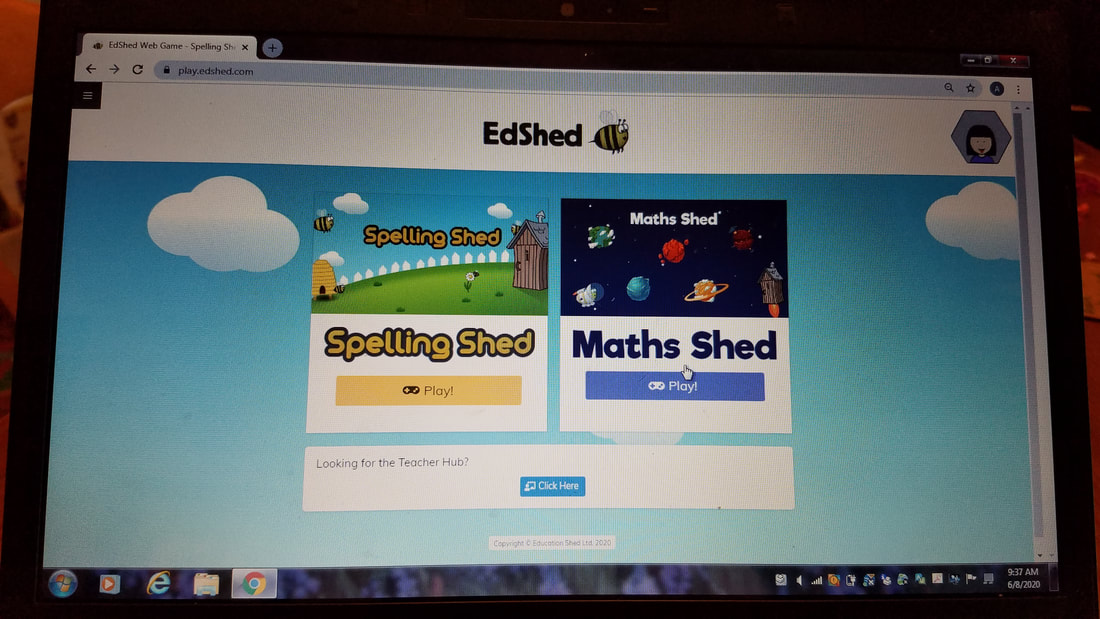 Math Shed, Spelling Shed, Ed Shed